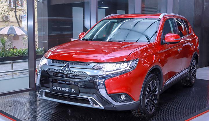 Những dòng xe Mitsubishi đáng mua nhất hiện nay trên thị trường